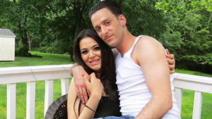 Trishala Dutt and her boyfriend