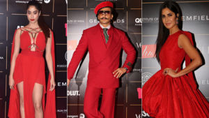 Vogue Women of the Year Awards: Katrina Kaif, Ranveer Singh, Janhvi Kapoor make stylish splash at the event