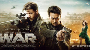 war mid ticket review hrithik tiger