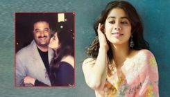Janhvi Kapoor shares an endearing throwback picture of parents Boney Kapoor and Sridevi