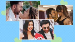 Bollywood Exs who reunited on screen