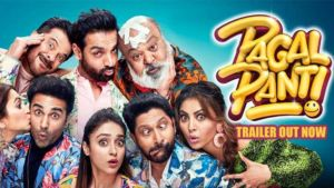 Pagalpanti trailer out