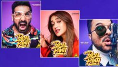 'Pagalpanti' posters: John Abraham, Ileana D'Cruz and Anil Kapoor are all set to take you on a fun ride