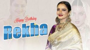 Rekha Birthday Special: Ultimate fashion trends set by the evergreen actress