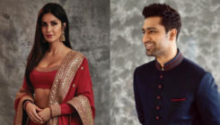 Vicky Kaushal and Katrina Kaif add fuel to romance rumours after leaving a Diwali party together