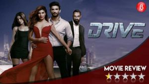 Drive Movie Review Sushant Singh Rajput Jacqueline Fernandez