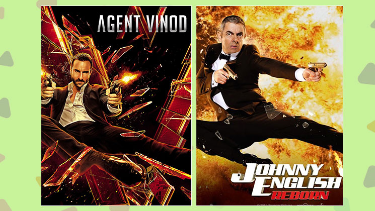 Agent Vinod and Johnny English Reborn