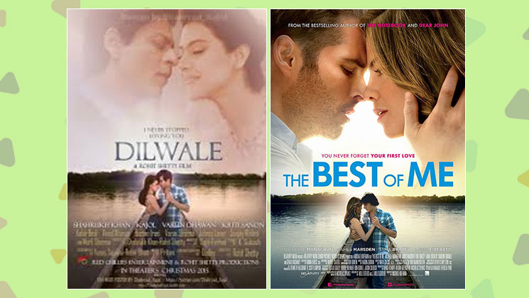 Diwale and The Best Of Me