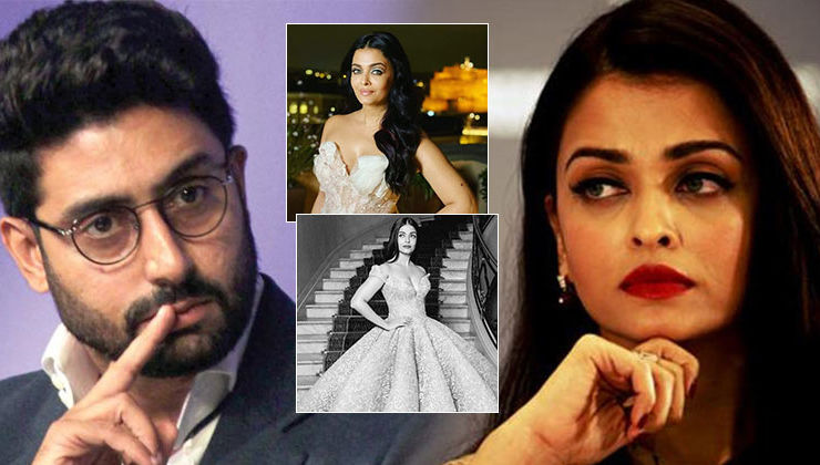 Aishwarya Rai makes hubby Abhishek Bachchan delete her birthday picture as it was getting trolled?