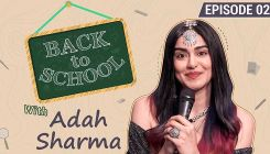 Adah Sharma reveals she skipped three years in school