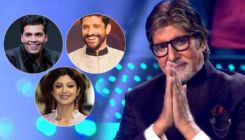 Amitabh Bachchan clocks 50 years in films: Karan Johar, Shilpa Shetty, Farhan Akhtar wish the superstar