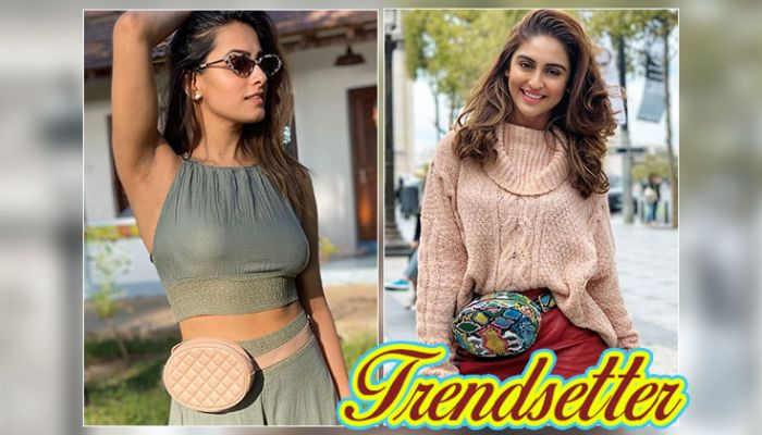 Krystle D'Souza to Anita Hassanandani- These TV celebs are obsessed with fanny packs