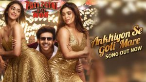 'Ankhiyon Se Goli Mare' song: Kartik Aaryan, Ananya Panday and Bhumi Pednekar are here with yet another lacklustre remake