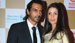 Arjun Rampal and Mehr Jesia granted divorce; 21 years of marriage comes to an end