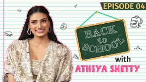 Athiya Shetty's crazy WhatsApp group tales with school buddies