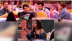 'Bigg Boss 13' Written Updates, Day 55: Romance is in the air as contestants try and woo one another