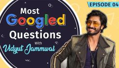 Vidyut Jammwal's diet routine EXPOSED