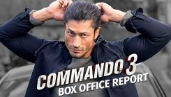'Commando 3' Box-Office Report: Vidyut Jammwal's action flick has a decent opening