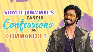 Vidyut Jammwal's candid confessions on his action film 'Commando 3'