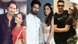 Sunny Leone to Shahid Kapoor to Neha Dhupia - Meet the Bollywood celebs who embraced parenthood with panache