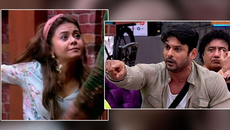'Bigg Boss 13': Devoleena loses her cool, calls Sidharth Shukla 'K#tta' and 'Ha*aamkh*r'