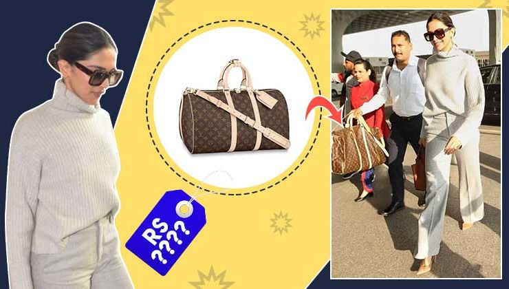 Deepika Padukone's INSANELY expensive bag can only be found in a millionaire's wardrobe