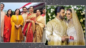Deepika Padukone-Ranveer Singh Wedding Anniversary: 7 times when they broke the internet with their PDA