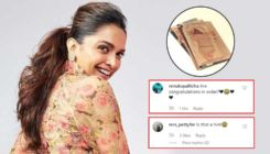 Deepika Padukone shares her childhood pics, netizens wonder if a 'Good News' is in order