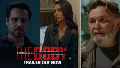 'The Body' Trailer: This Emraan Hashmi, Rishi Kapoor and Sobhita Dhulipala starrer looks engrossing