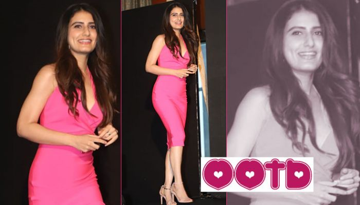 Fatima Sana Shaikh shows you how to look pretty in a pink outfit