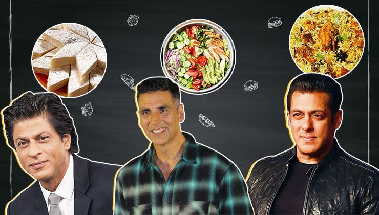 If Bollywood heroes were food items, what would they be? Find out here
