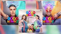 'Good Newwz' Poster: Akshay Kumar, Kareena Kapoor, Diljit Dosanjh, Kiara Advani promise the biggest goof-up of the year