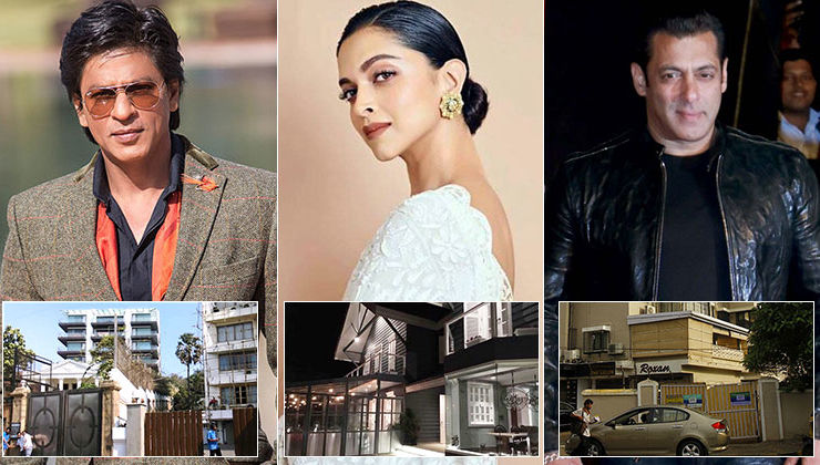 15 Bollywood celebrity homes which will leave you bewildered