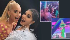 Jacqueline Fernandez gets a special hurrah from Katy Perry at her concert-watch video