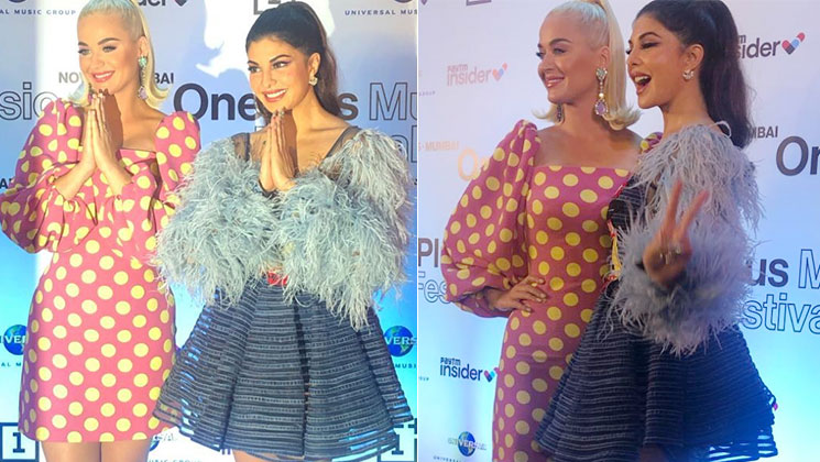 Jacqueline Fernandez has found herself a new gal pal in Katy Perry | Bollywood Bubble