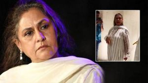Jaya Bachchan loses her cool at the paparazzi yet again - watch viral video