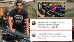 John Abraham's super bike collection sends netizen on a frenzy; fans call it 'awesome' and 'superb'