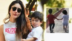 Kareena Kapoor's son Taimur Ali Khan's play date is overloaded with cuteness - watch video