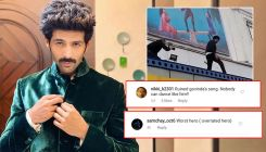 Kartik Aaryan gets on the rooftop for 'Ankhiyon Se Goli Mare' promotion; trolls say,