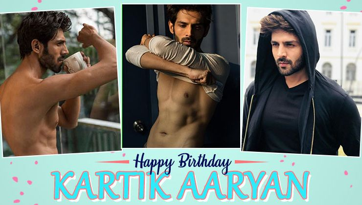 Kartik Aaryan Birthday Special: 15 droolworthy pictures of the nation's current heartthrob