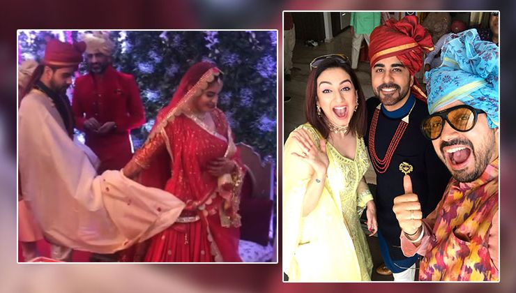 'Madhubala' actor Gunjan Utreja secretly ties the knot- check inside pics and videos