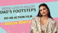 Athiya Shetty's striking confession on following dad Suniel Shetty's footsteps to do an action film
