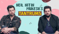 Neil Nitin Mukesh's tantrums on sets revealed by brother Naman Nitin Mukesh