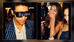 Parth Samthaan and Erica Fernandes party hard as they dance to 'Aankh Marey' - inside pics and videos