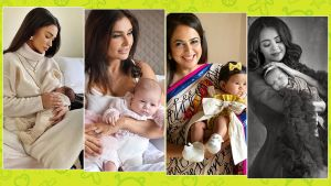 Photoshoots of Bollywood star kids