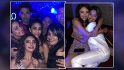 Parth Samthaan and Erica Fernandes have a blast at Pooja Banerjee's birthday bash - inside pics & videos