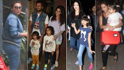 Riteish-Genelia's son Riaan's birthday bash: Aishwarya Rai Bachchan, Rani Mukerji, Mira Rajput and others attend the party with their kids