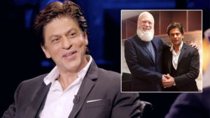 Shah Rukh Khan David Letterman