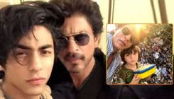 Shah Rukh Khan's son Aryan advised him to do movies like 'Baazigar' or 'Kuch Kuch Hota Hai' for Abram to remember