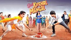 'Sab Kushal Mangal' Poster: Akshaye Khanna and Priyaank Sharma battle it out to woo Riva Kishan in this rom-com